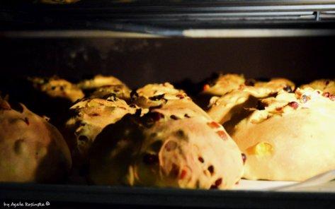 baking pandolce