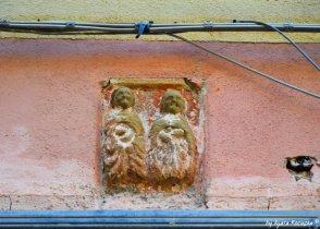 Paciugo and Paciuga Ligurian love story