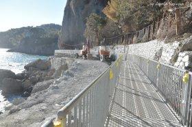 footbridge Portofino