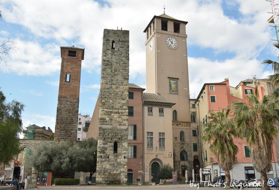 Savona, miasto św. Walentego, Kaplicy Sykstyńskiej i mydła!