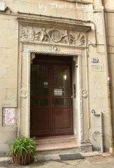 ancient entrance Savona