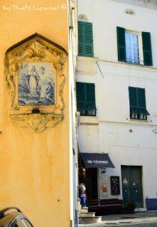 historical centre of Savona
