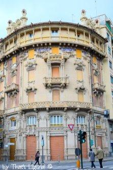 palazzo delle palle Savona