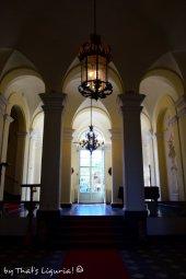 Villa Durazzo entrance