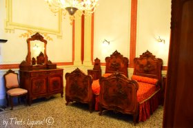 queens room Villa Durazzo