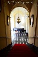 staircase Villa Durazzo Santa Margherita Ligure
