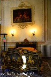 venetian room Villa Durazzo