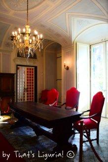 vetrari room Villa Durazzo