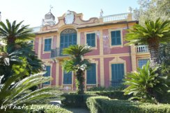 view on villa san Giacomo in Santa Margherita Ligure