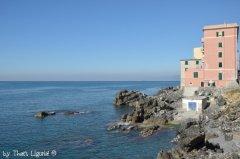 Genova Nervi shore