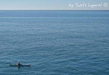Ligurian Sea Genova Nervi