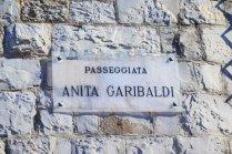 promenade Garibaldi Genova Nervi