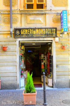shop in Genova Nervi