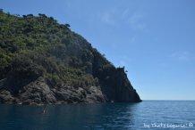 San Fruttuoso coast
