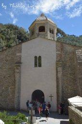 facade of San Fruttuoso church