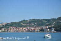Lerici view from castle