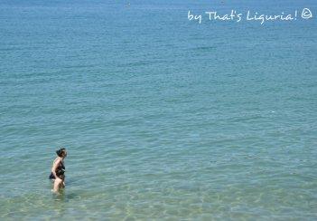 sea in Lerici
