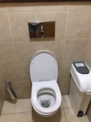 pfotocell flush