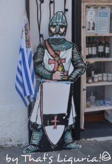 cavaliere in Seborga