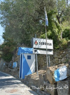 entrance to Seborga