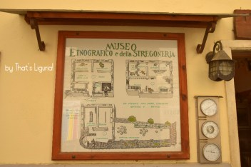museum of witchcrafts in Triora