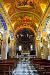 church interiors Zuccarello