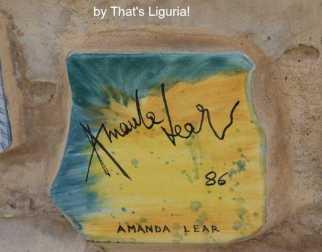 Amanda Lear Alassio