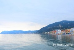 open sea Alassio