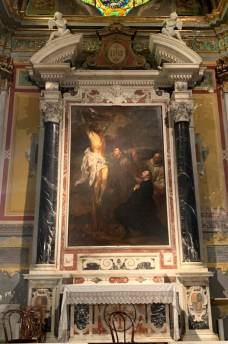 Antoon Van Dyck painting in Liguria