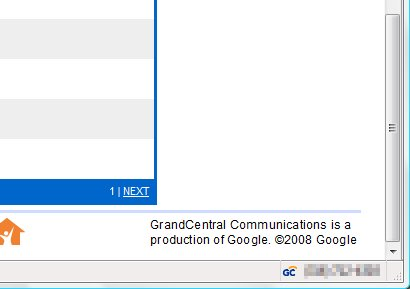 GrandCentral Firefox Add-On