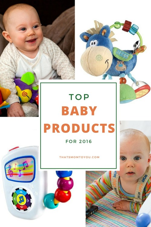 Top Baby Products 2016