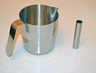 Milk Frothing Jug and Steam wand