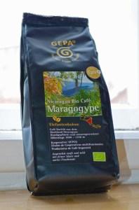 Gepa Bio Maragogype Package