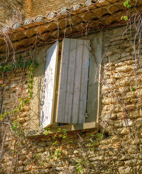 closed window shuter