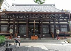 Buddhist Temple Kyoto