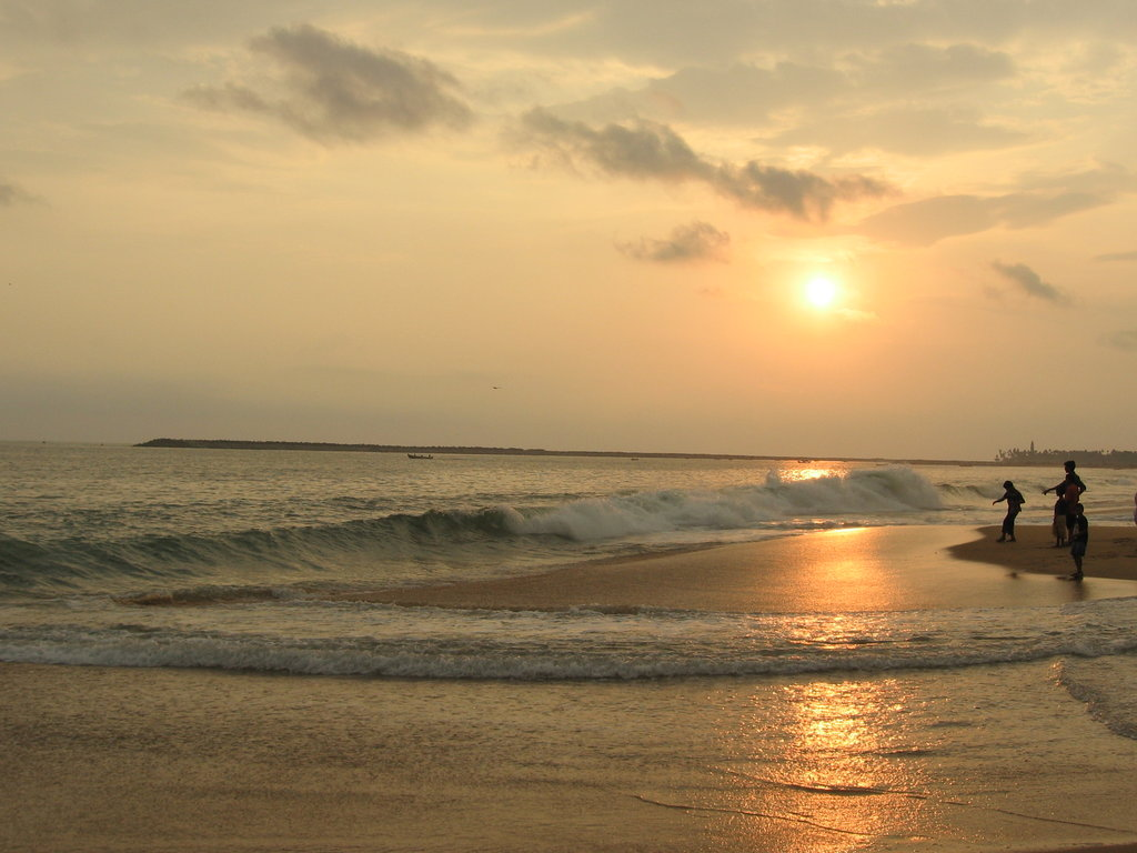Kollam Beach - Top 10 Places To Visit In Kerala