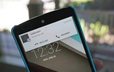heads up notification - Top 10 Features of Android L