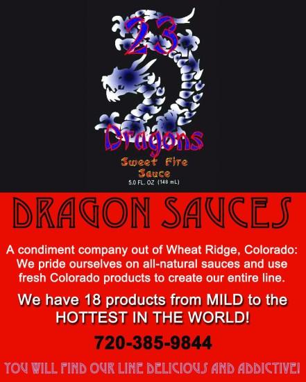 Dragon Sauces