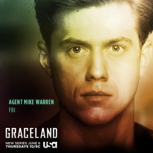 Graceland Mike Warren