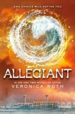 Allegiant, Veronica Roth, Bookclub, YA bookclub