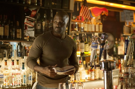 Mike Colter bar