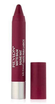 beauty product reviews, revlon matte balm, review