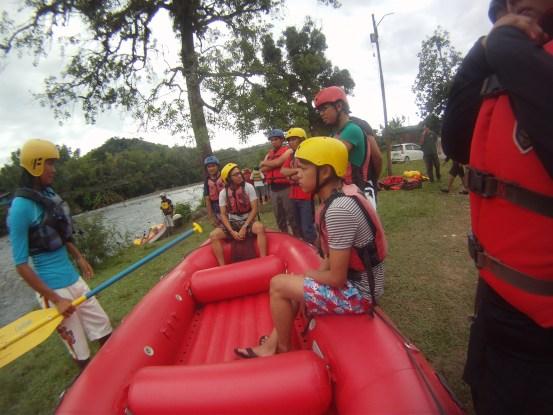 Kiulu White Water Rafting