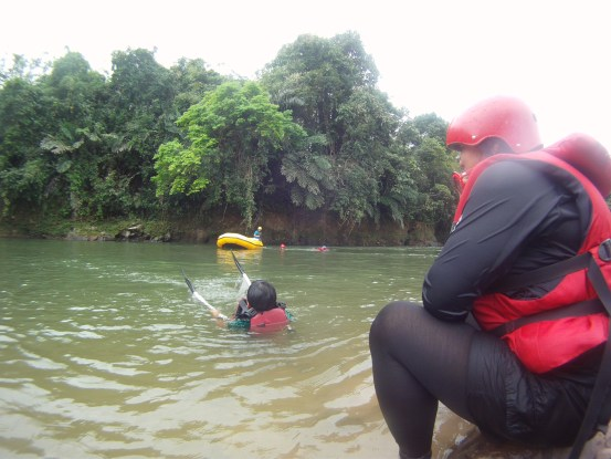 Kiulu White Water