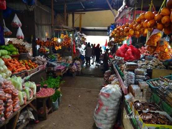 Pasar Malino