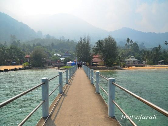 Kampung Genting Jetty Tioman
