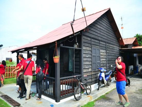 Portuguese house in Malaysia