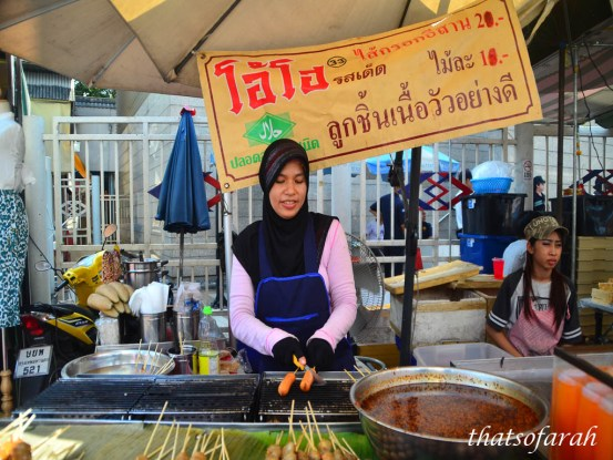 Halal Food in Chatuchak