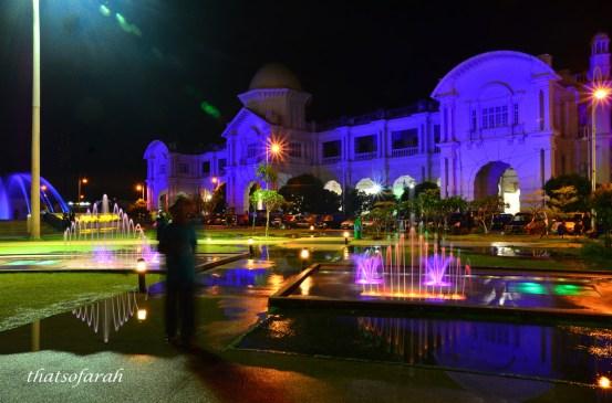 Ipoh Railway Station