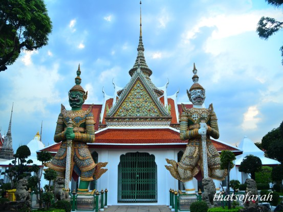 Wat Arun Ordination Hall